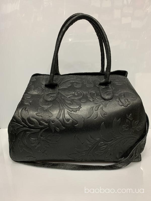 Изображение товара: Vera Pelle Pellettria - саквояж из натуральной кожи, распродажа- 1000 грн