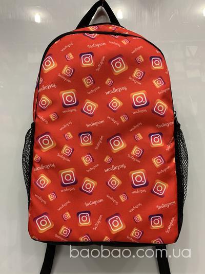 Рюкзак insta red