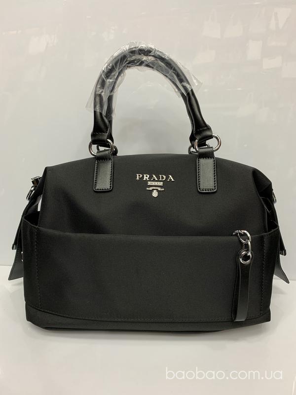 Сумка #8112 сумка саквояжного типа из прочной плащёвки, формат А4