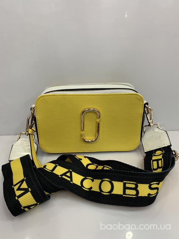 Изображение товара: Сумка кросс-боди Snapshot yellow