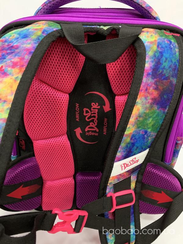 Изображение товара: Модный 3D рюкзак для девочки Delune 11-028