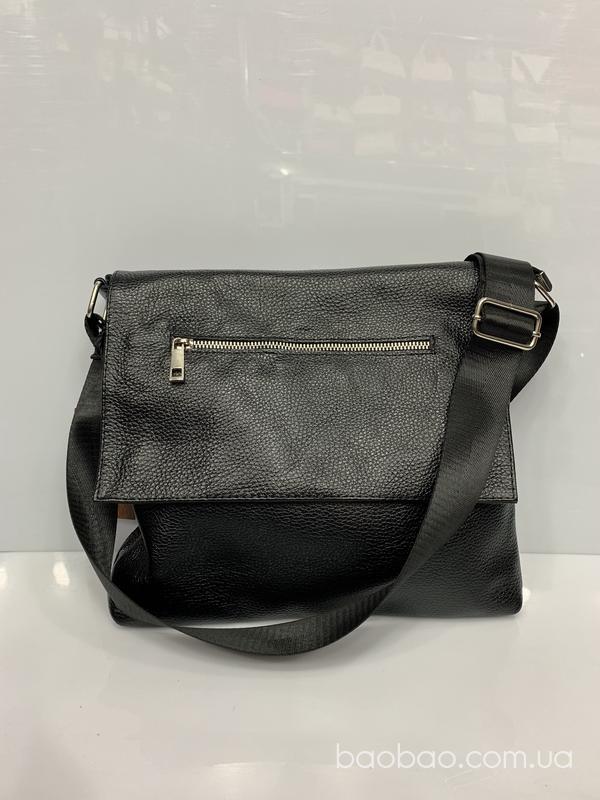 #313  - мужская кожаная сумка