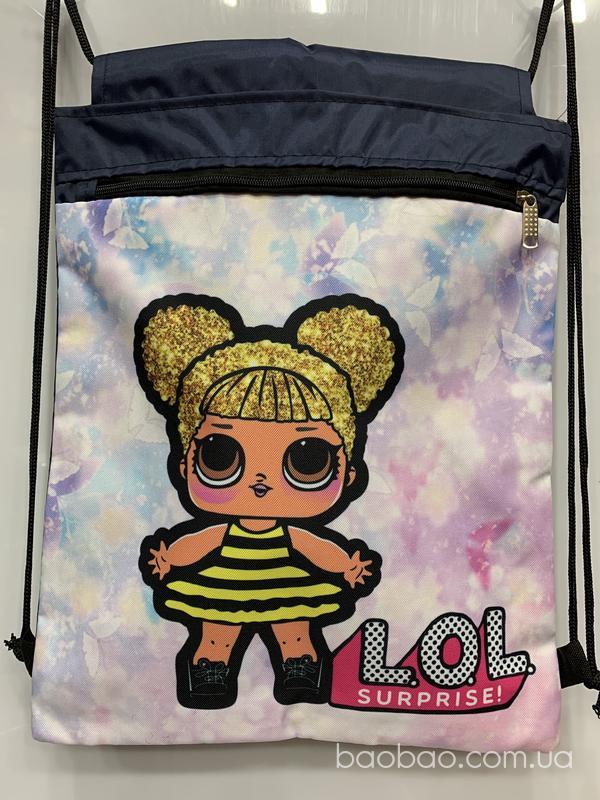 Изображение товара: Рюкзак для сменки «лол»