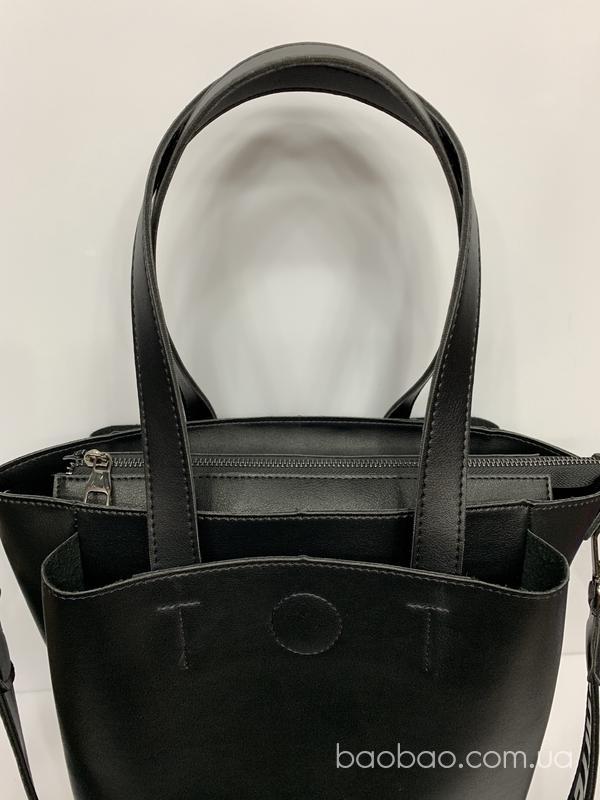 Изображение товара: Bars #873 - сумка- тоут из эко- кожи