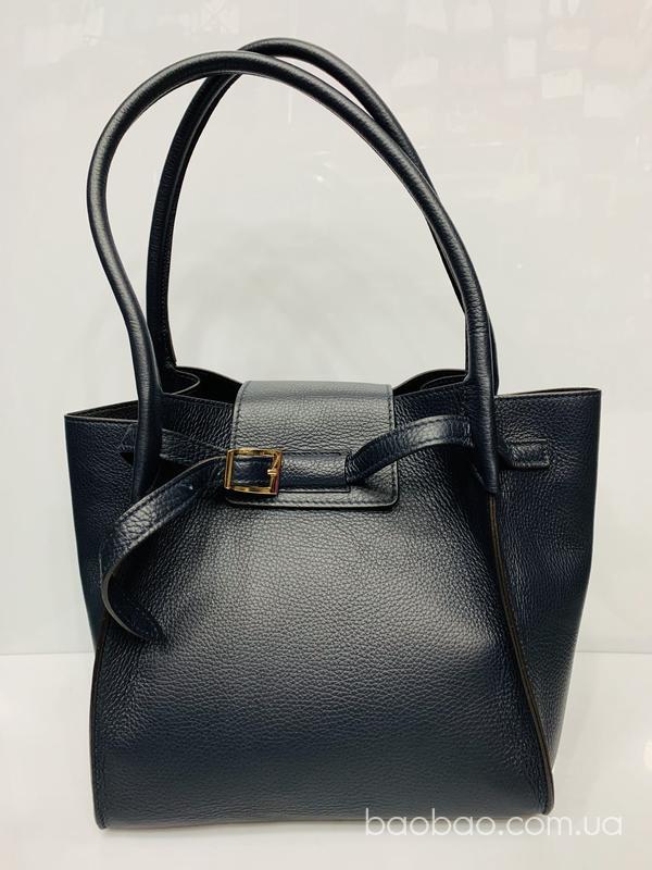 Vera pelle - сумка тоут из натуральной кожи, распродажа 1000 грн