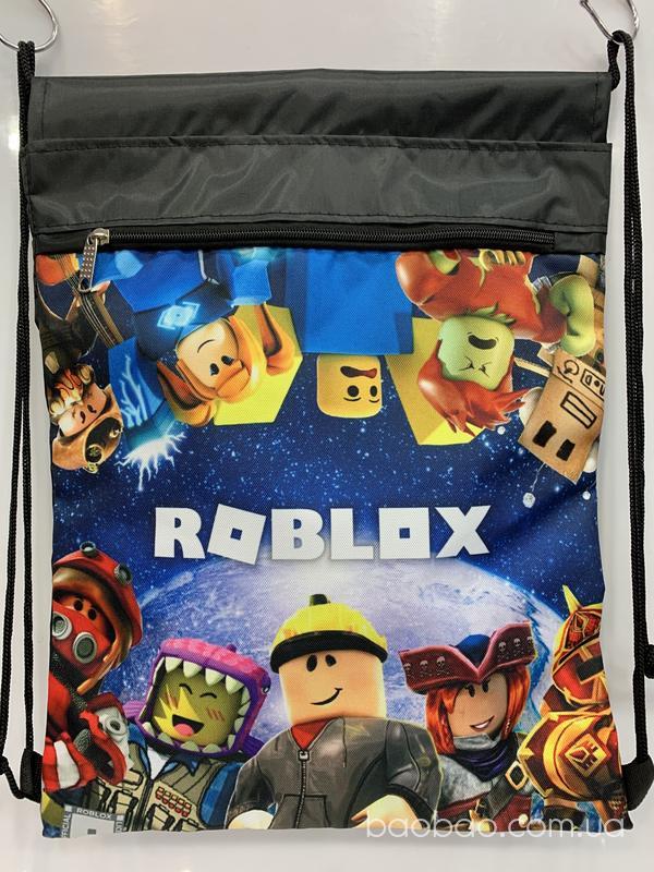 Изображение товара: Мешок для сменки Roblox