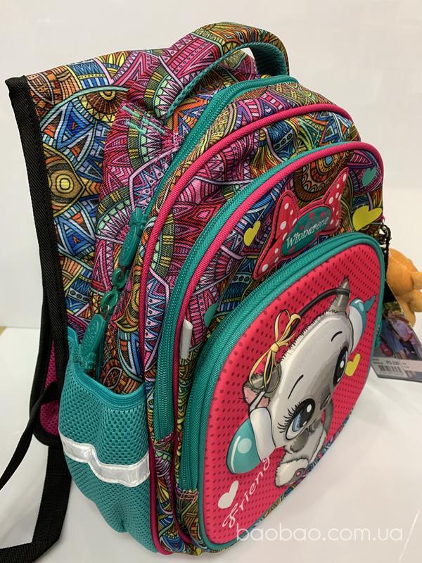 Изображение товара: Фирменный ранец winnerone  для девочек R3-220
