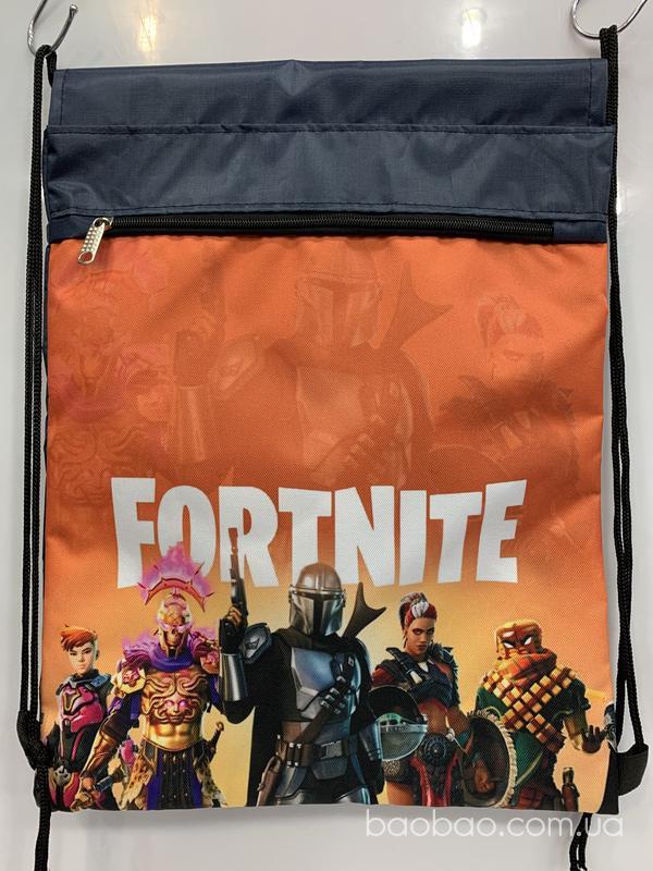 Изображение товара: Мешок для сменки Fortnite