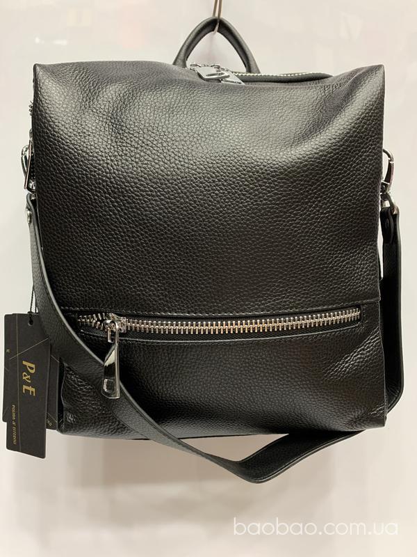 Изображение товара: Рюкзак из телячьей кожи