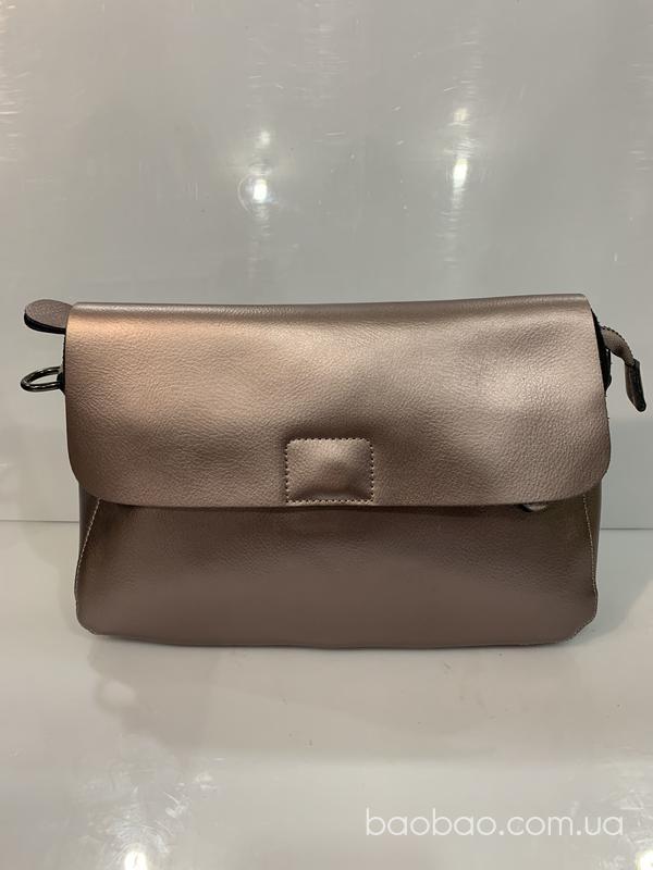 Изображение товара: Багет, кожаная сумка