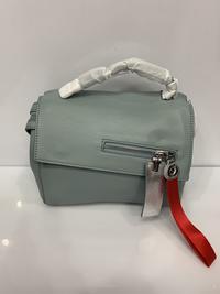 Купить сумку Balina Bonilarti light blue, стильная сумочка из кожи