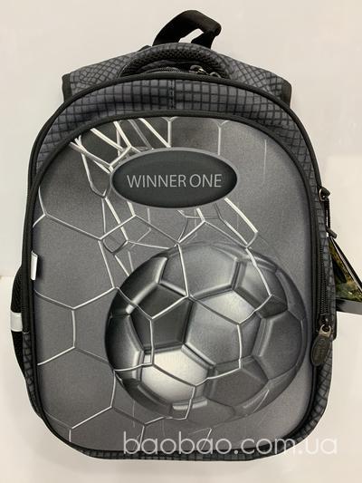 Winner one R1-007 рюкзак для школьника «футбол»