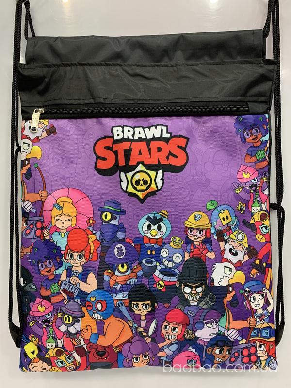 Изображение товара: Мешок для сменки Brawl stars