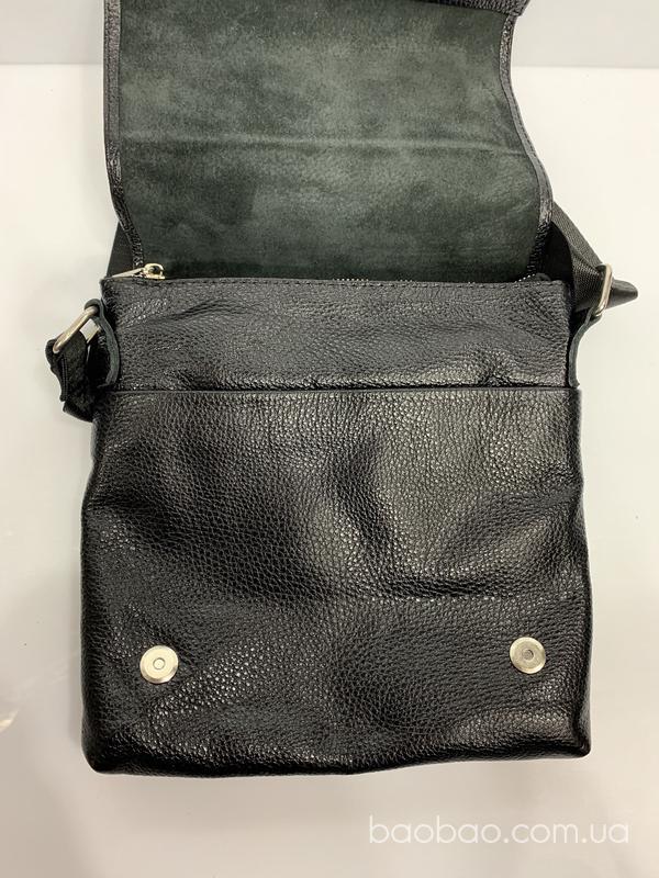 Изображение товара: #303- мужская кожаная сумка-барсетка