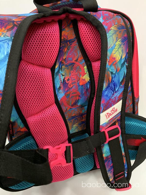 Изображение товара: Школьный рюкзак для девочки 1-4 класс Delune 7mini-015