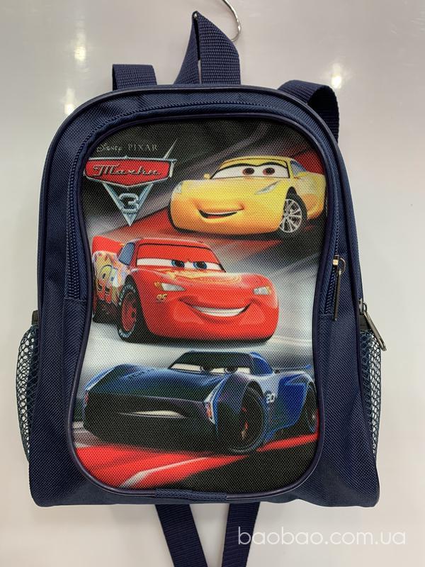 Изображение товара: Рюкзак дошкольник 3-5 лет Тачки
