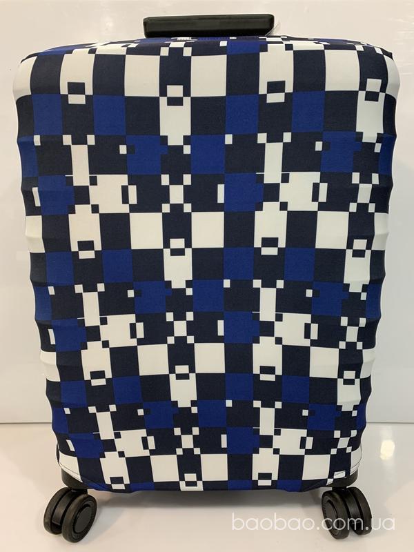 Изображение товара: Чехол на маленький чемоданчик ткань дайвинг