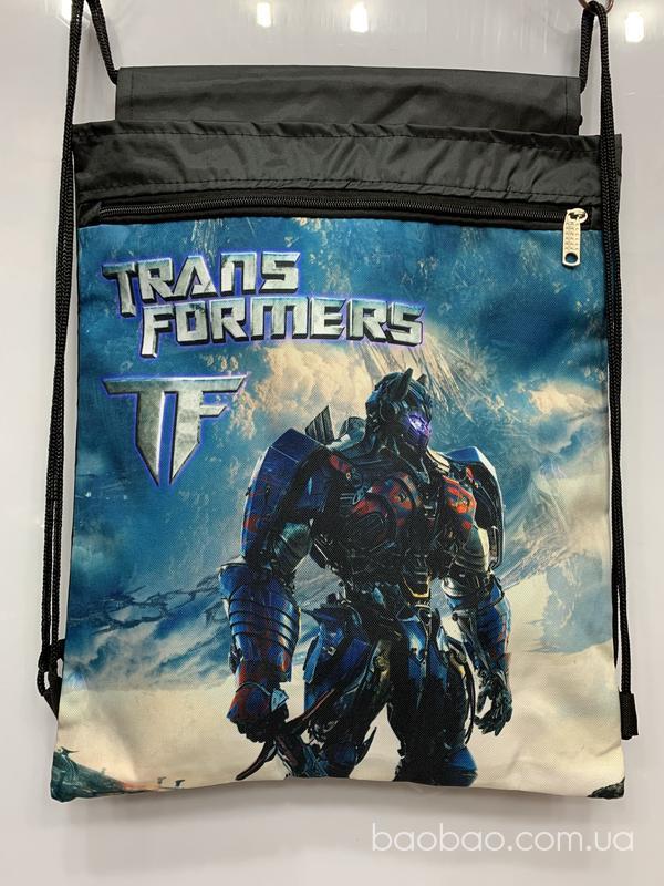 Изображение товара: Мешок для сменки «трансформер»
