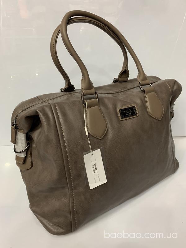 Изображение товара: David Jones cm3574 - дорожно спортивная сумка