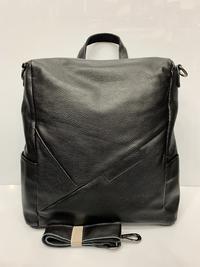 Купить сумку 705# -Сумка- рюкзак из натуральной кожи