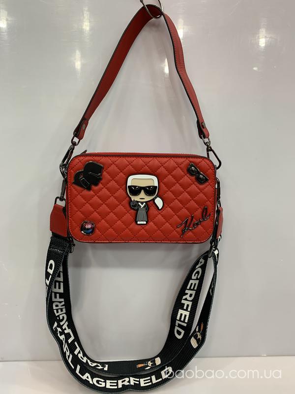 Изображение товара: Сумка кросс-боди стёганная Karl camera bag