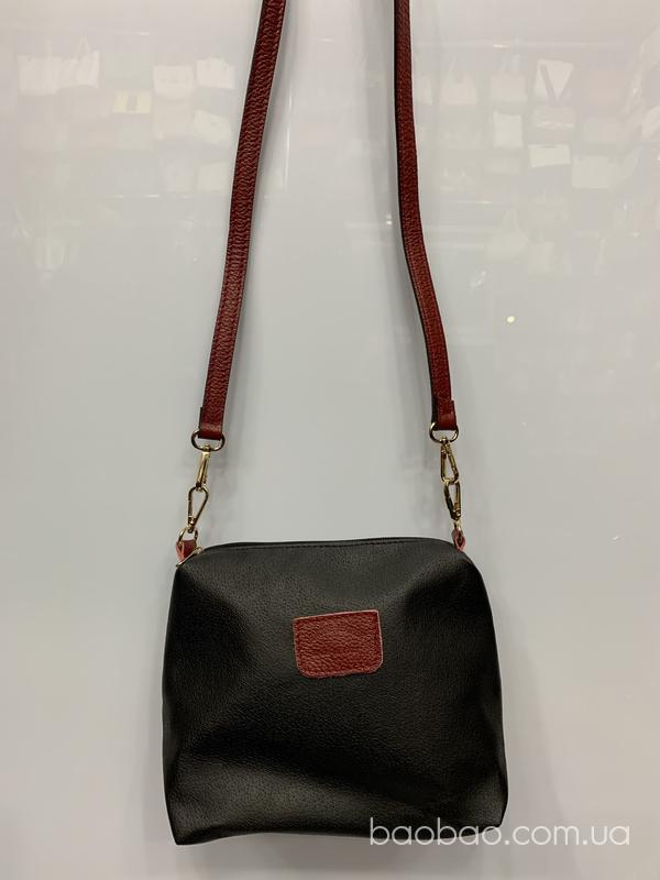 Изображение товара: Vera pelle , tote, итальянская кожаная сумка, распродажа 1000 грн