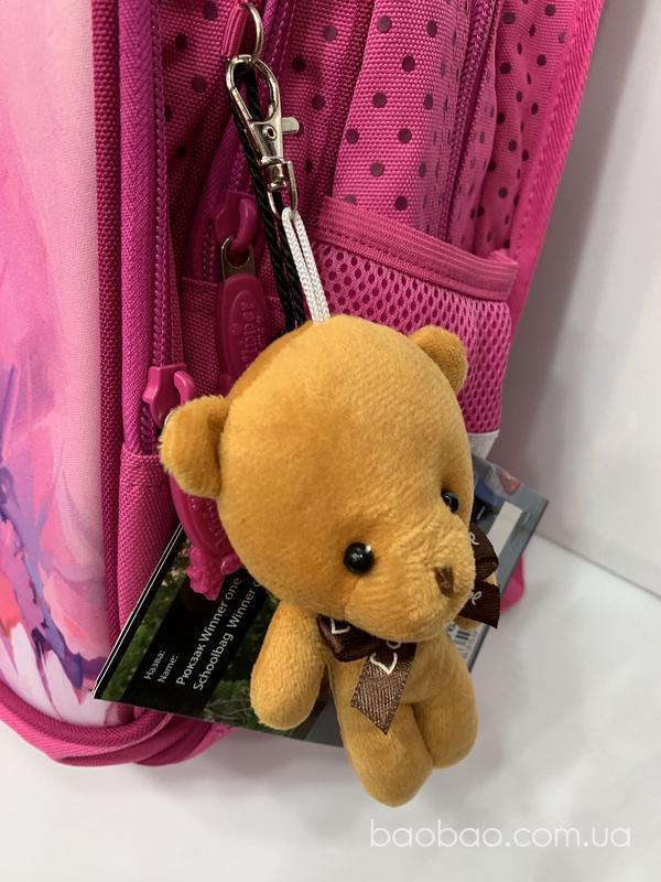 Изображение товара: Рюкзак ортопедический для девочки winner one R2-163